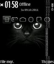 Black Cat 11 es el tema de pantalla