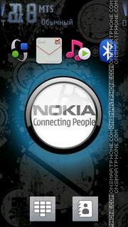 Iphone 4 Style theme screenshot