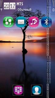 Lake View 01 theme screenshot