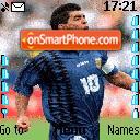 Diego Maradona es el tema de pantalla