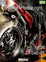 Fire Moto Gp 02 es el tema de pantalla