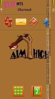 Aim High 01 es el tema de pantalla
