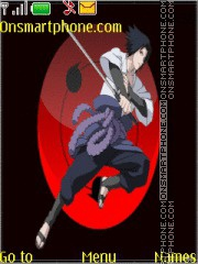 Sasuke Shippuden es el tema de pantalla