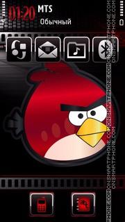 Angry Birds 12 es el tema de pantalla