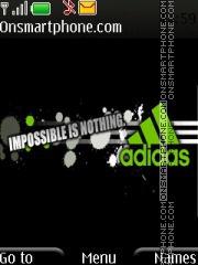Adidas 2 es el tema de pantalla