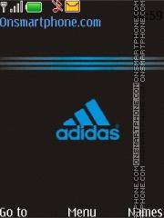 Adidas es el tema de pantalla