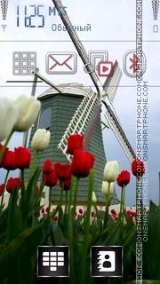 Windmill 04 theme screenshot