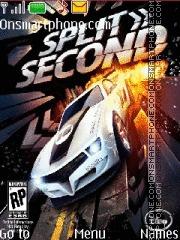 Split Second: Velocity es el tema de pantalla