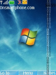 Windows 7 es el tema de pantalla
