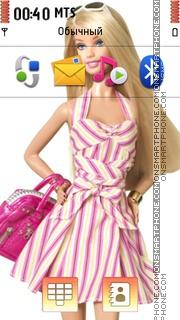 Barbie 08 es el tema de pantalla