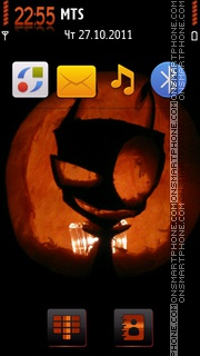 Halloween2 01 theme screenshot
