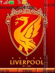 Liverpool Logo 01 theme screenshot