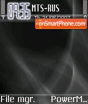 Dark Reflex theme screenshot
