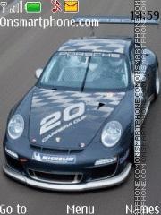 Porsche 911 Gt3 03 es el tema de pantalla
