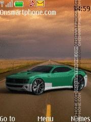 Ford Mustang Gt 2 es el tema de pantalla