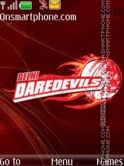 Delhi Daredevils 02 theme screenshot