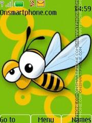 Digital Bee theme screenshot