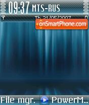 Aurora Dark OS7 es el tema de pantalla