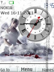 Heavenly Angel By ROMB39 es el tema de pantalla