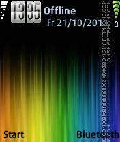 Color 2 es el tema de pantalla