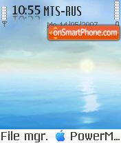 OSX theme screenshot