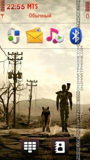 Fallout 3 02 theme screenshot