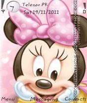 Minni theme screenshot