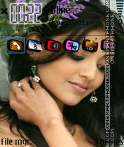 Kajal 01 es el tema de pantalla