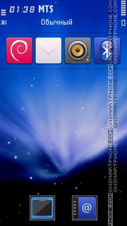 Mac Xb theme screenshot