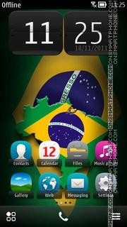 Capture d'écran Brazil 2019 thème