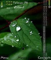 Leaf theme screenshot