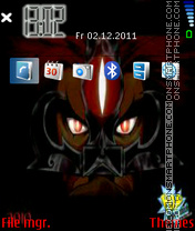 ThunderCats theme screenshot