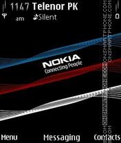 Nokia 2012 theme screenshot