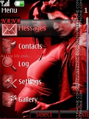 Bella Pregnant CLK theme screenshot