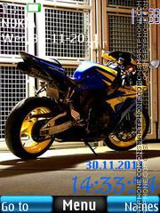 Honda 357 theme screenshot
