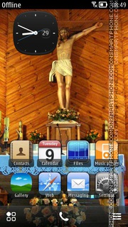 Jesus 27 es el tema de pantalla