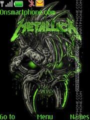 Metallica 23 es el tema de pantalla