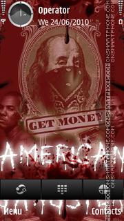 American gangster es el tema de pantalla