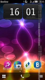 2012 Evolution Belle es el tema de pantalla
