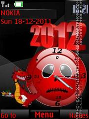 Dragon 2012 By ROMB39 es el tema de pantalla