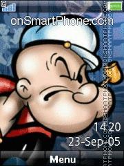 Popeye 01 es el tema de pantalla