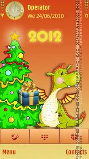 Happy New Year - BLV es el tema de pantalla