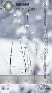 The Gray Winter - BLV es el tema de pantalla