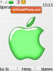 Apple 03 tema screenshot