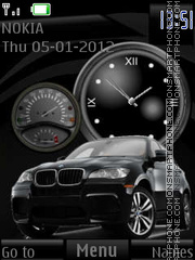 Black Bumer By ROMB39 theme screenshot