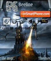 Dragons 01 theme screenshot
