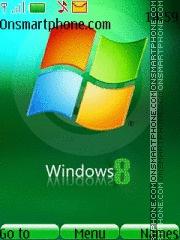 Windows 8 05 es el tema de pantalla