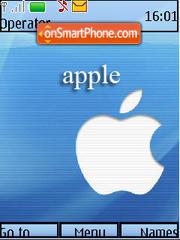 Apple 04 es el tema de pantalla