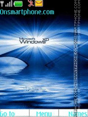 Windows XP theme screenshot