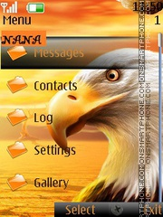 Eagle CLK Theme-Screenshot